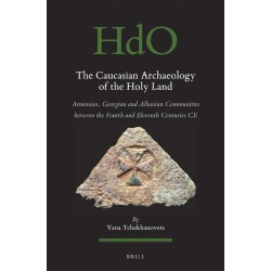 Yana Tchekhanovets - The Caucasian Archaeology of the Holy Land